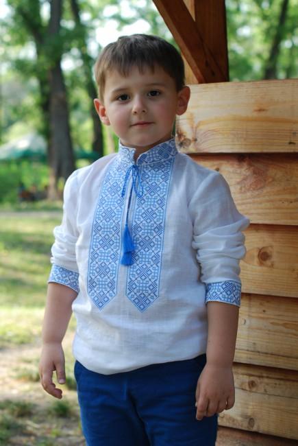 Вышиванка детская для мальчика