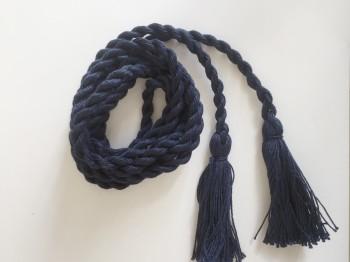 Пояс плетеный