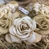 Ободок «Чайные розы»